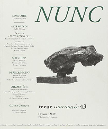 Nunc 43 Dossier Leon Bloy