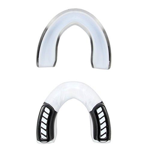 hilai Gel-Sport-Mundschutz für Boxen, MMA, Fußball, Basketball, Kampfsport und alle Kontaktlinsen