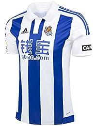 a47ae4f1fce90 1ª Equipación Real Sociedad 2015 2016 - Camiseta oficial adidas