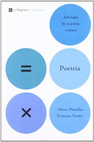Poetria (n.E.) (L' ESPARVER)