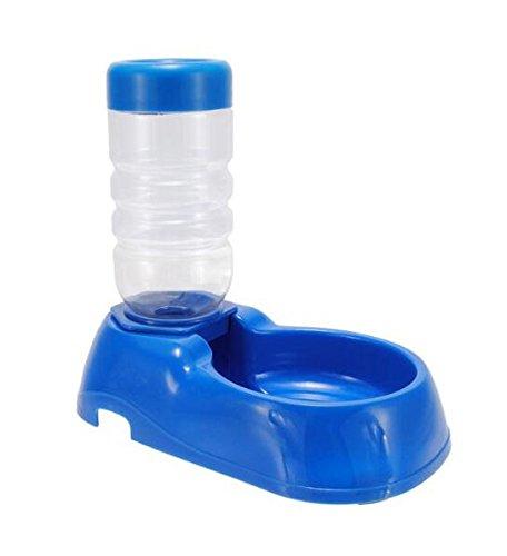 NiceButy Automatische Pet Hund Katze Schüssel Flasche Wasser Trinken Trinkstation, (Automatische Wasser-hund-schüssel)