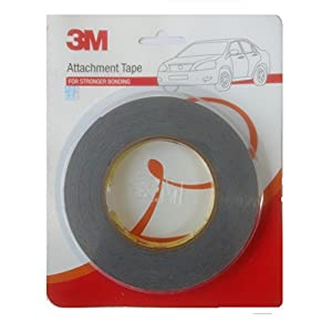 3M IA210135678 attachment tape Acrylic Foam Tape (Grey)