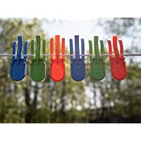 Storm Eco pegs extra strong wind proof clothes peg pin washing line laundry air dry