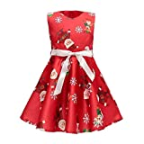 Best Paw Patrol 3 Yr Old Girl Toys - Longra® Girls Christmas Dress,Toddler Kids Baby Girls Princess Review