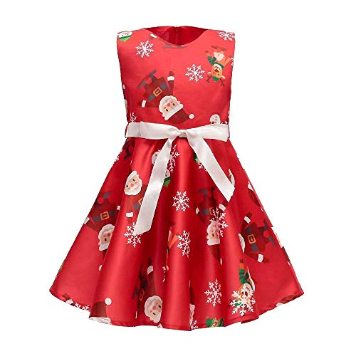 Anglewolf Infant Baby Toddlers Girls Christmas Polka Dots Leotard Birthday  Princess Bowknot Tutu Dress Xmas Cosplay 8a3496f24