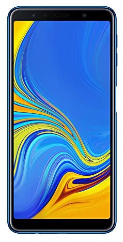 Samsung Galaxy A7 SM-A750FZBDINS (Blue, 4GB RAM, 64GB Storage) Without Offer