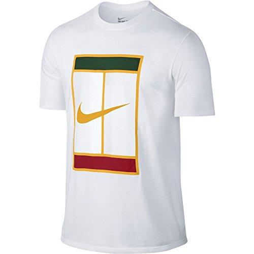Sportshirt Herren Nike Tennis TEE HERITAGE