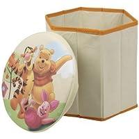 Panorama24 Disney Ottomane lieferbar in Auswahl aus 3 sortiert Charaktere - Beige preisvergleich bei kinderzimmerdekopreise.eu