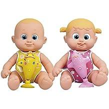 BOUNCING BABIES NADANDO CON DELFINES