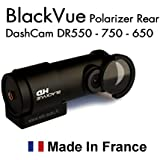 BlackVue Polarizer Filter Clip Compatible BlackVue DR650/750 rear by Moovika