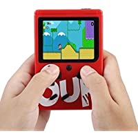 joybox™ sup video game 400 in 1 classic portable game console- Multi color