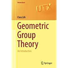 Geometric Group Theory: An Introduction (Universitext) (English Edition)