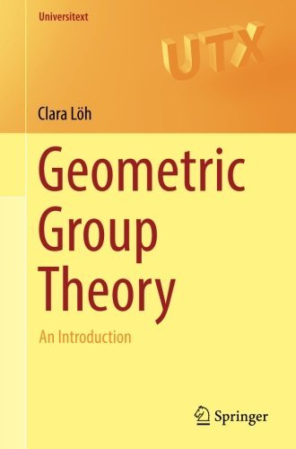 Geometric Group Theory: An Introduction (Universitext)