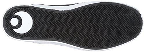Osiris , Herren Skateboardschuhe schwarz schwarz Schwarz