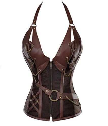 Body Shaper Donne Seamless Firm Control Shapewear Busto Aperto Body Body Thinner Brie Dopo Il Parto Body Shaping Abbigliamento, 2, M