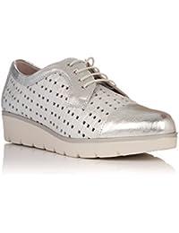 PITILLOS 5122 Zapato Cordon Calado Mujer
