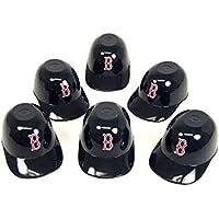 Rawlings Ice Cream & Snack Batting Helmet (6-pack) Boston Red Sox