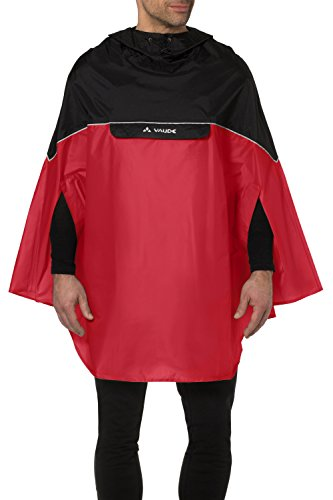 VAUDE Poncho Covero II, Red, XL, 06809