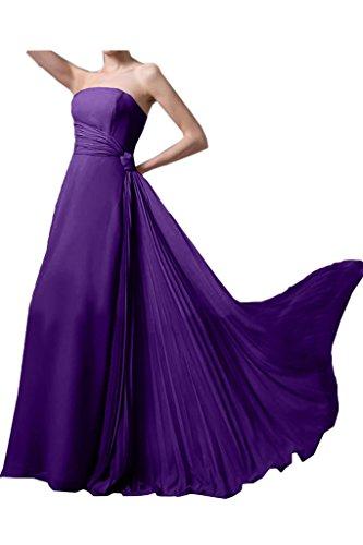 Missdressy - Robe - Plissée - Femme Violet