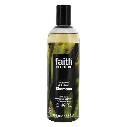 Faith In Nature Organic Seaweed and Citrus Shampoo 400ml