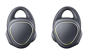 Samsung Gear IconX Oreillette Bluetooth pour Smartphone 4 Go Noir