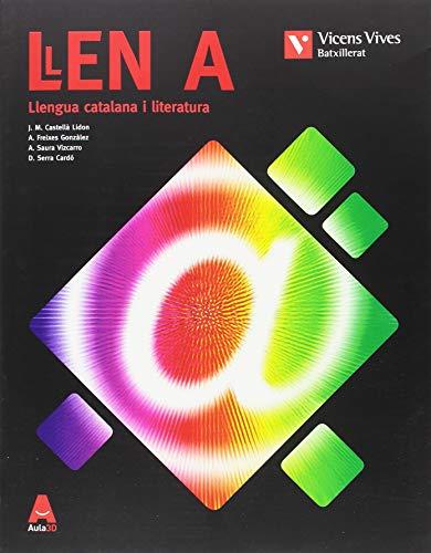 LLEN A (LLENGUA CATALANA I LIT BATX) AULA 3D: 000001-9788468231914