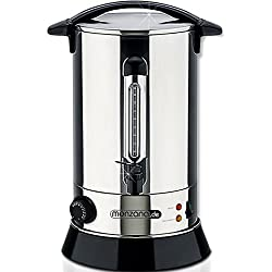 Distributeur de boissons chaudes • 20L • percolateur en acier inoxydable   café thé soupe chocolat chaud vin chaud - marché de noël