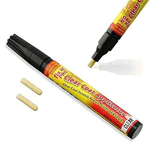 mumutips Fix It Pro transparente de pintura coche arañazos reparación Remover Pen, 2-pack