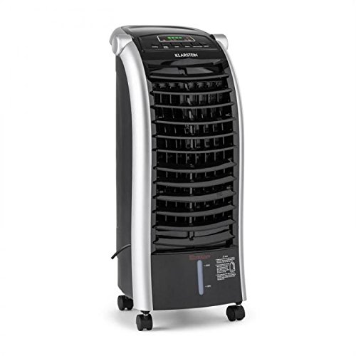 Klarstein Maxfresh WH • Climatizador • Ventilador • Humidificador • Enfriador •...