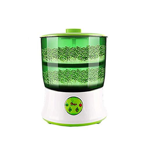 Automatische Bean (Somedays 110V Bean Sprouts Machine nach Hause automatische Multifunktions-große Samen-Sprösslings-Hersteller-Sprouter)