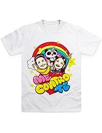 T-Shirt novità Me Contro Te Logo Idea Regalo Sofi e Lui 2019