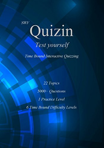 Quizin - The Ultimate Interactive Quiz Game For All Ages - DVD