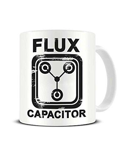 (Funky NE Ltd Keramik-Kaffeetasse mit Kapselkondensator – tolle Geschenkidee)