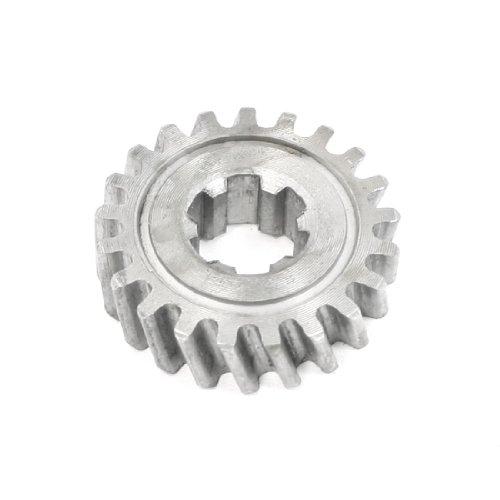 sourcingmap® Elektrisch Impact Bohrhammer Reparatur Teil Stirnrad Zahnrad 21z für Bosch 20 de