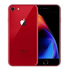 iphone 7 ricondizionato apple - 41wKCKOq8rL - Apple iPhone 8-64 GB – Rosso (Ricondizionato)