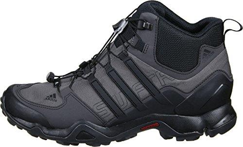 Adidas Terrex Swift R Mid Trail Chaussure De Marche - AW16 Black