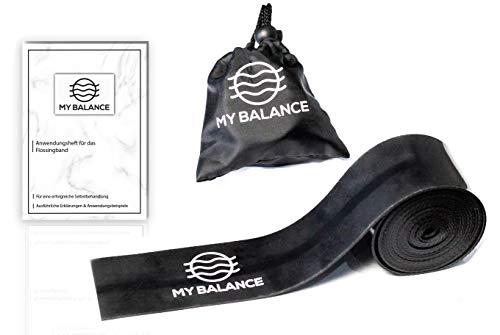 My Balance Flossband + GRATIS Anwendungsheft 24seitig, hochwertiges Flossing Band