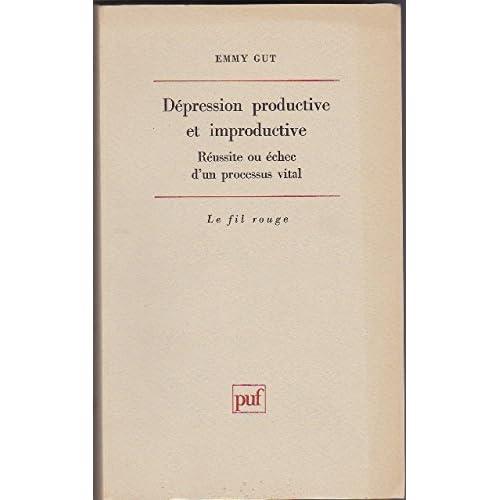 Dépression productive et improductive