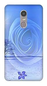 TrilMil Printed Designer Mobile Case Back Cover For Lenovo K6 Note