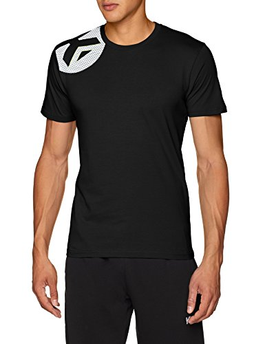 Kempa Core 2.0 T-Shirt Herren, schwarz, L