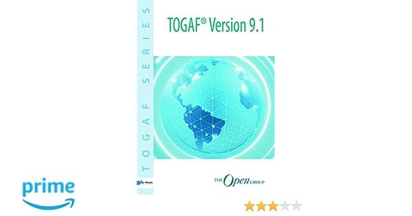 TOGAF® Version 9.1: Amazon.de: The Open Group: Fremdsprachige Bücher