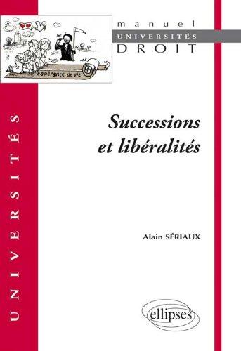 Sucessions & Libéralités