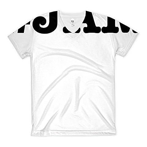 nicknames JAMIE nickname Hashtag Allover printed LA Apparel Women