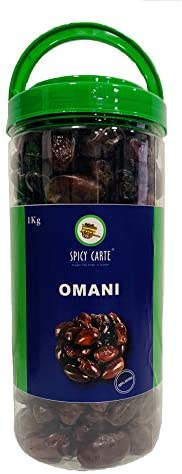 Spicy Carte Omani Dates, 1Kg