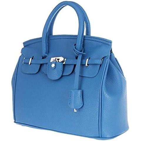 Maison De ©, dicono le donne taglia s, colore: blu,