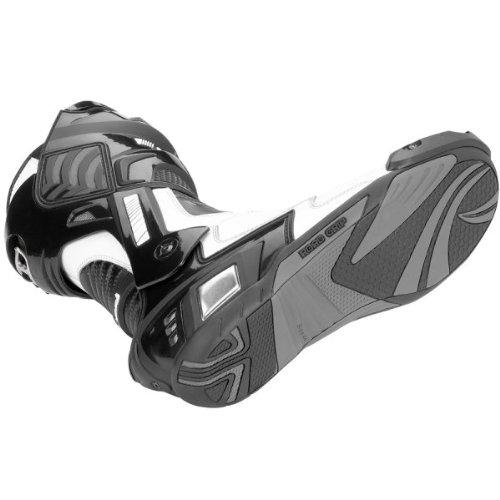 Büse SBX Stiefel Wasserdicht, Farbe schwarz-weiss, Größe 47 - 3