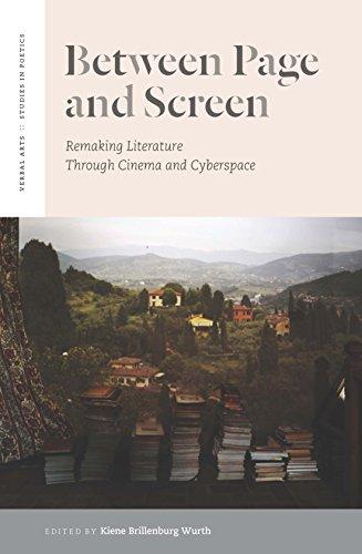 Between Page and Screen (Verbal Arts :: Studies in Poetics)