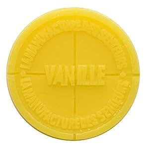 Pastilles Cire Naturelle Huile Essentielle Senteur Vanille Boite de 12