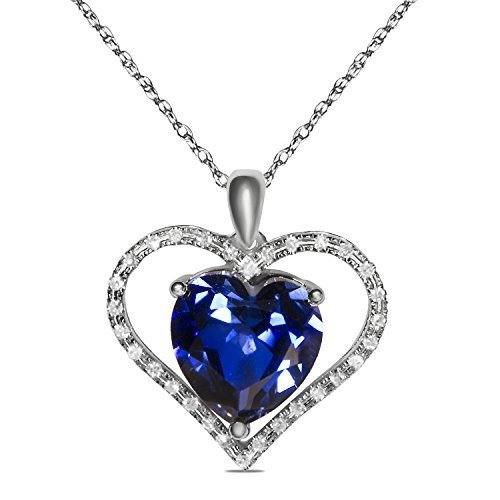 1-8cttw-diamond-with-created-sapphire-in-10k-white-gold-pendant-with-complimentary-18-chain-by-nisso