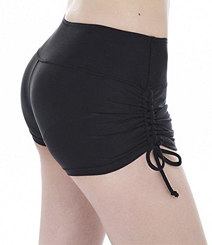 lowest price ce83a 6e1c6 Dolamen Damen Badeshorts Bikinihose Shorts Trunks Badeanzug ...